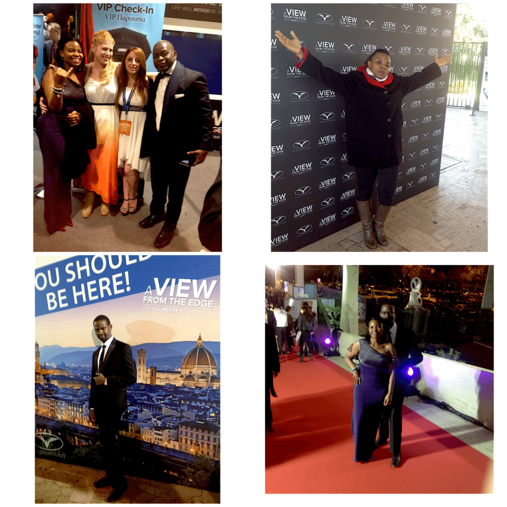Our Red Carpet day in Florence & Launch of #pkjuleworld #travelblog