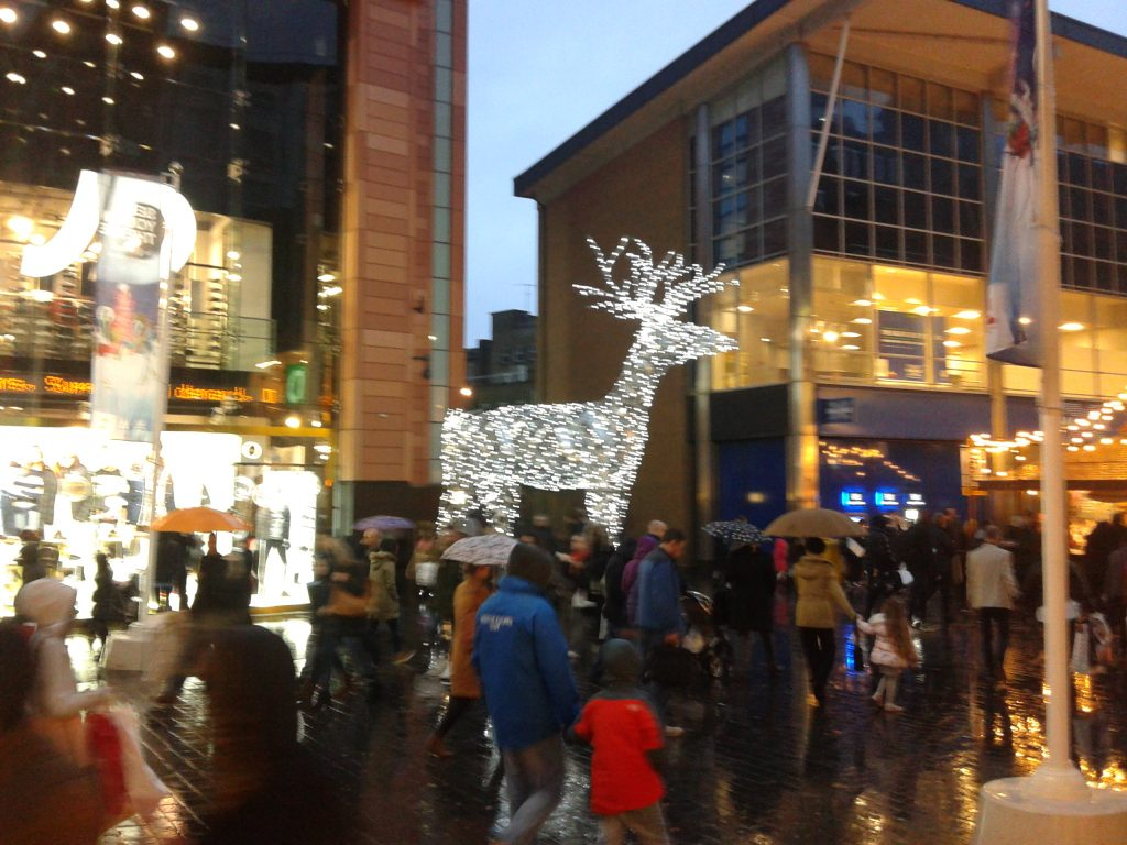 Rudolf did pay a Sparkling Visit already :)
