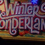 A Pit-stop in London Winter Wonderland!