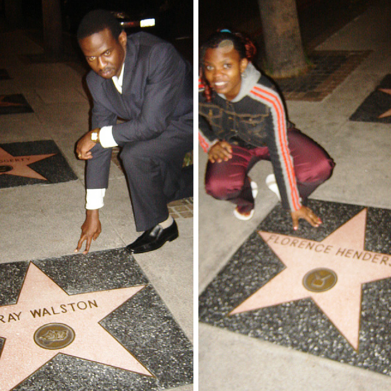 Hollywood Walk Of Fame - Things to do in Los Angeles! #visitLA #losangeles