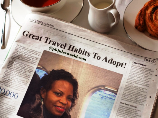 17 Great Travel Habits to Adopt Today!