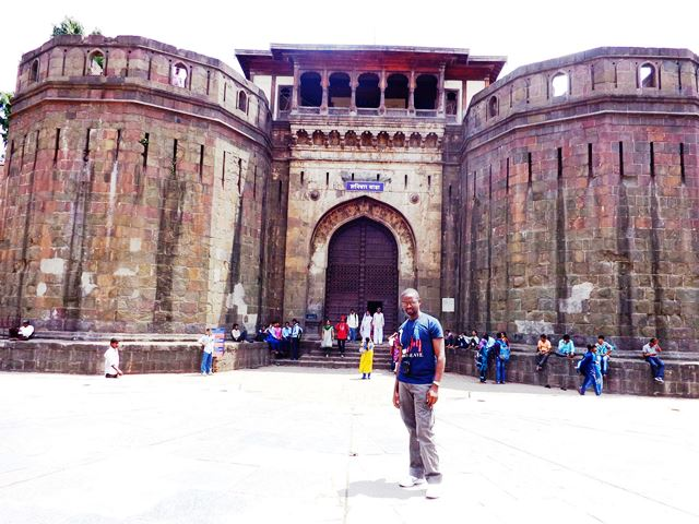 The tour of Pune Shaniwarwada temple!