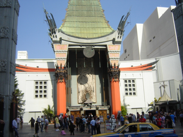 The Chinese Theatre - Things to Do in Los Angeles #visitCalifornia
