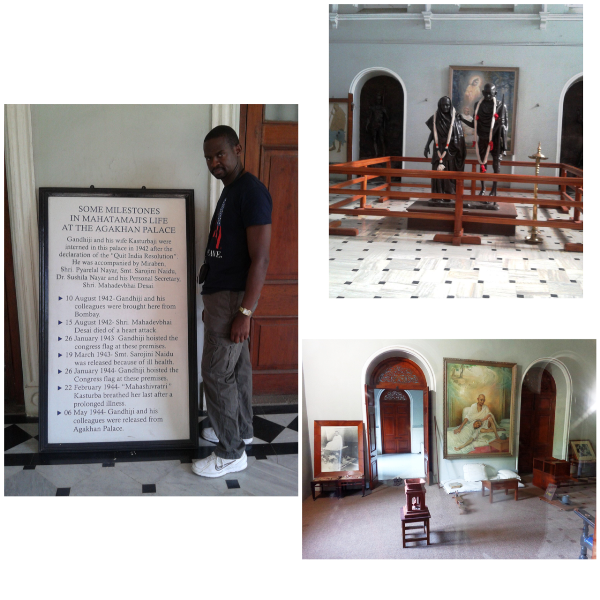 Pune City Tours - The Ghandi Museum! #YSBH #VisitIndia