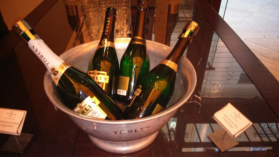 Daily Breakfast Champers on Ice, perks of Members of the Travel Club! #luxurytravelapp #dreamtrips