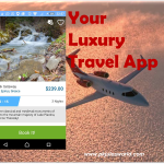 Our unveiling Of The Luxury Travel App – Tips for 2016!