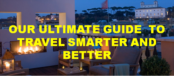 Our 15 Super Travel hacks on how to travel smarter and better! #travelsmarter