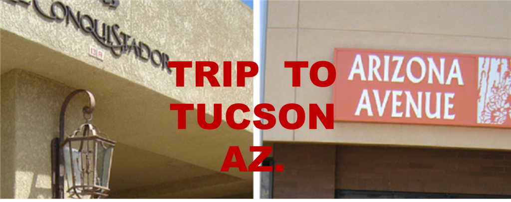 Our Trip to Tucson Arizona! #visittucson