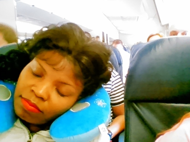 Vacation Etiquette, Can You Be considerate please? #travelpillow