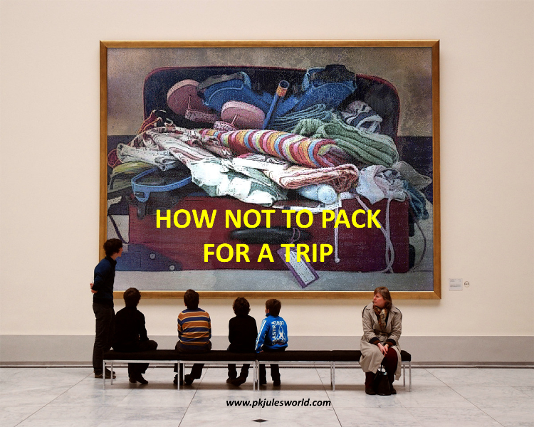 11 Tips on What not to Pack for a Travel fun! #traveltips