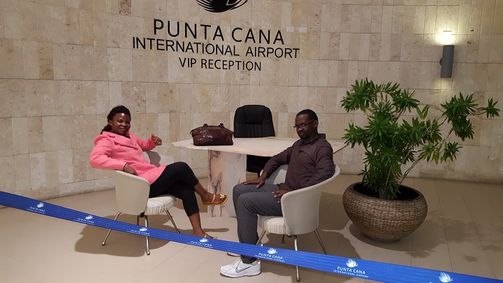 Dream Vacation_Punta Cana Int VIP Receprion
