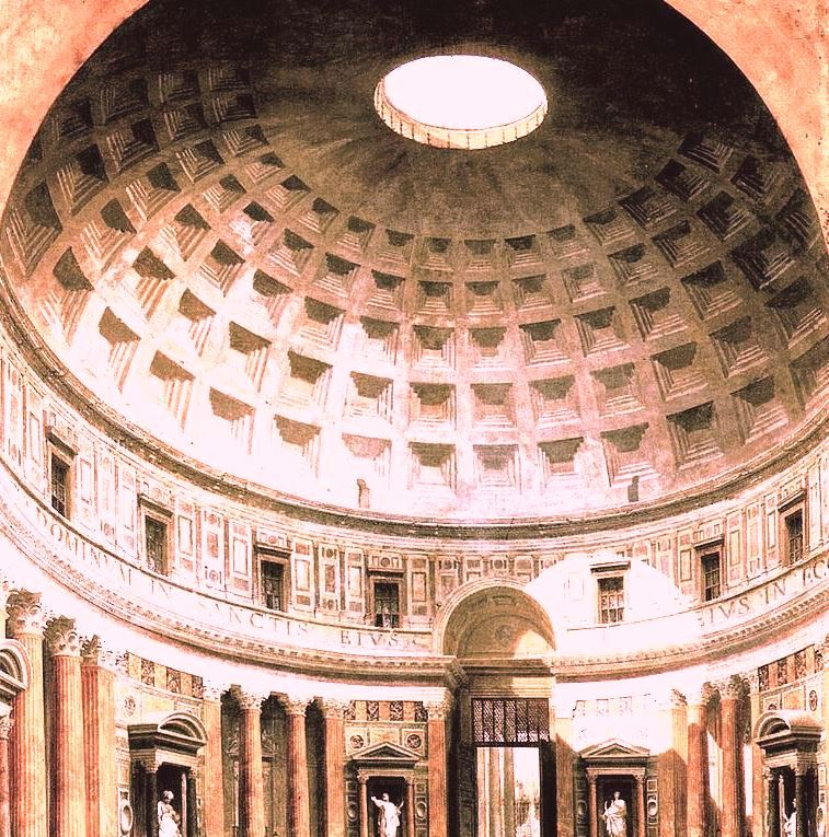 What not to miss in Rome - The Pantheon #visitrome