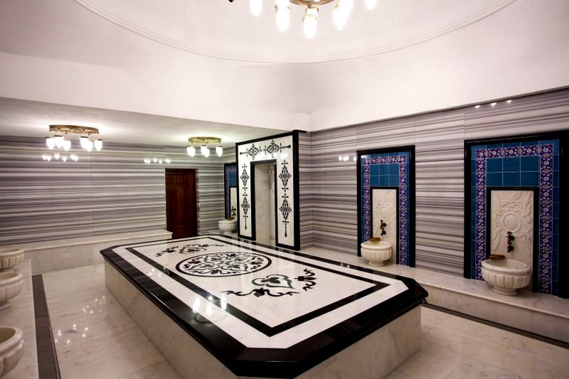 Armutalan hammam bath suite - one of the things to do in Marmaris