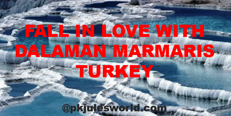 Visit Turkey – 7 things to do in Marmaris-Icmeler, Dalaman esp. #TurkishBaths