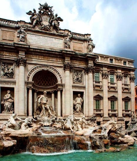 What not to miss in Rome #TreviFountain #Romeattractions