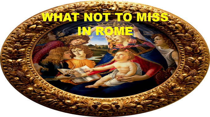 What not to miss in Rome, our definitive Tourist Guide! #europeandestination #bucketlist