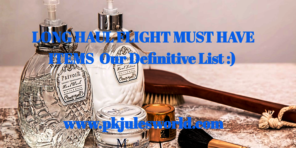 Our 14-Item Long- haul Flight must haves in a Carry-on! #whattopack #travelessentials