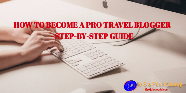 What to Post on a Travel Blog: A Step-By-Step Guide | Pkjulesworld #travelblog