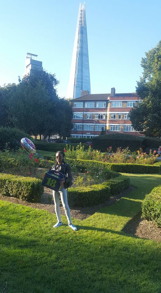 Experience London Green Culture #londonparks #Londonshard