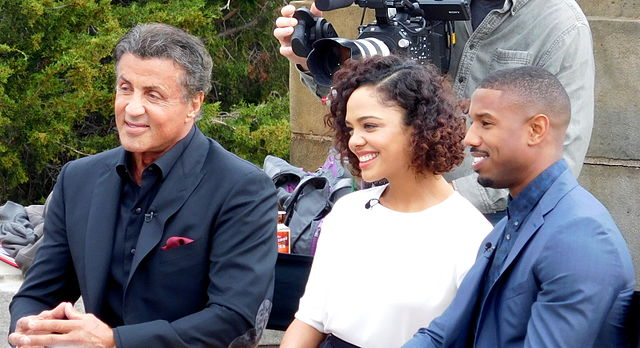 640px-Sylvester_Stallone,_Tessa_Thompson,_and_Michael_B._Jordan_promoting_Creed_at_the_Philadelphia_Art_Museum