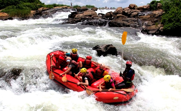 white water rafting - Not for the faint hearted #adventuretravel