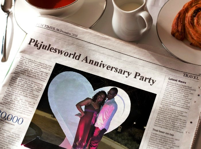 Welcome to Our Pkjulesworld Anniversary Thanksgiving and Celebration Party! Pkjulesworld was born on 11th November 2015 it was indeed Thanksgiving week when we published our first blog post… #TravelTuesday