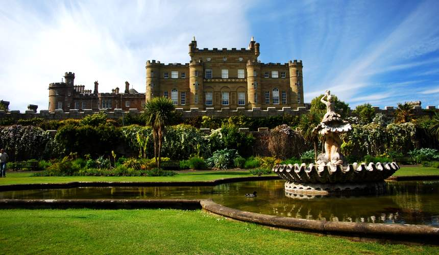 Pkjulesworld Best In Travel 2017 - Plan yours -Scottish Castle