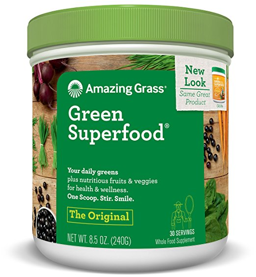 Super Green food.