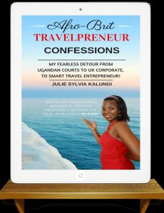 Afro-Brit Travelpreneur Confessions
