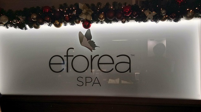 Full Unbiased Doubletree by Hilton Eforea Spa Review! #bestspas #spaseekers