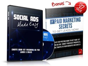 Facebook Ads Made easy in 3 Simple Steps