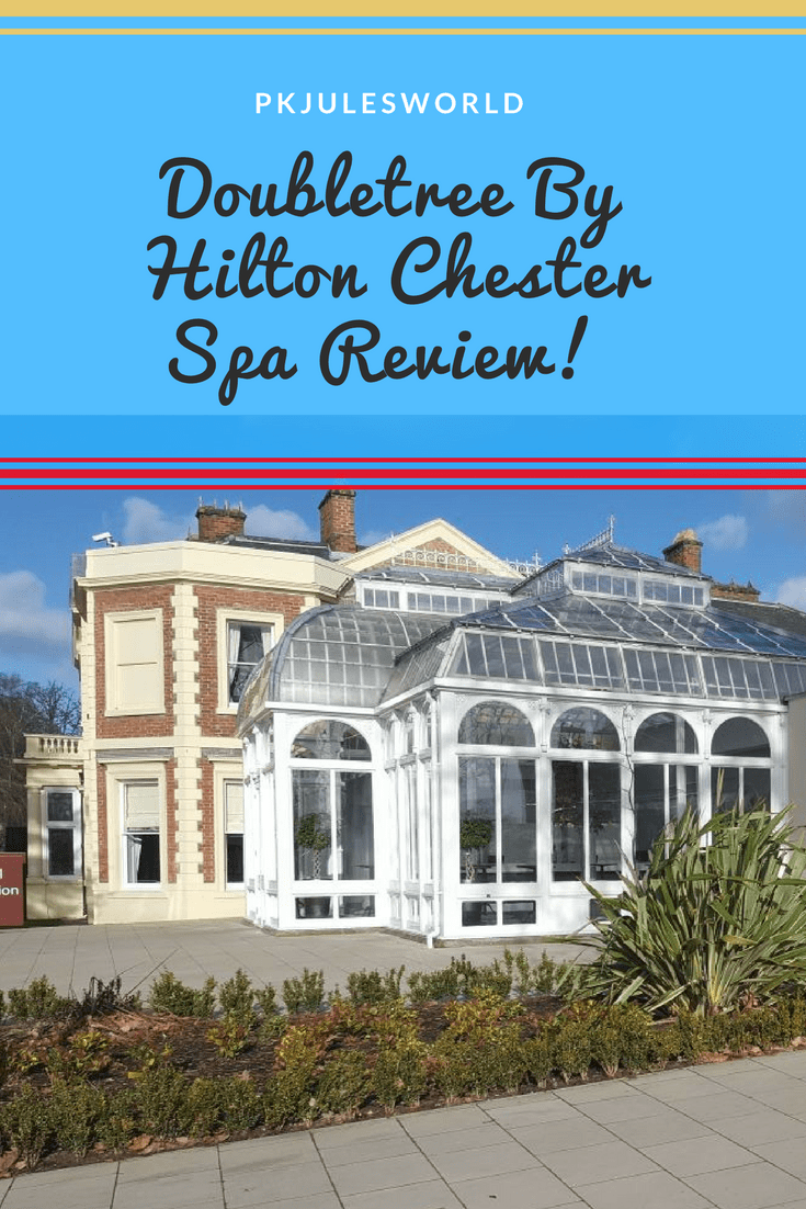 Doubletree by Hilton Chester, hotel, Chester, Doubletree by Hilton Chester Hotel and Spa review, Doubletree by Hilton Chester review, Doubletree by Hilton Chester customer review, Hotels in Cheshire UK, Chester Spa, … Repin/Save if you love it…