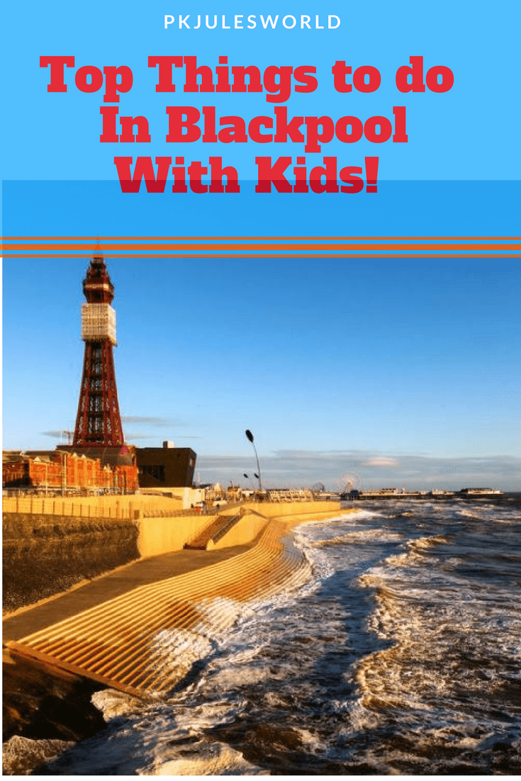 All the details of our experiences and practical information of our time in Blackpool with a baby and 3 toddlers and 9 kids. Things to do in Blackpool with kids!