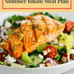 Want to beat the Bloat this Summer? Then Have a Flatter Tum with this 5-Day Meal plan
