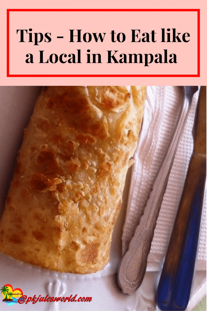 Eat Like a Local in Kampala Uganda