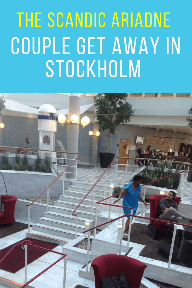 Are you planning a trip to Stockholm Sweden? Don't book anything before you read our Scandic Ariadne Hotel review first. You could do worse than The Scandic Ariadne Hotel and Spa!