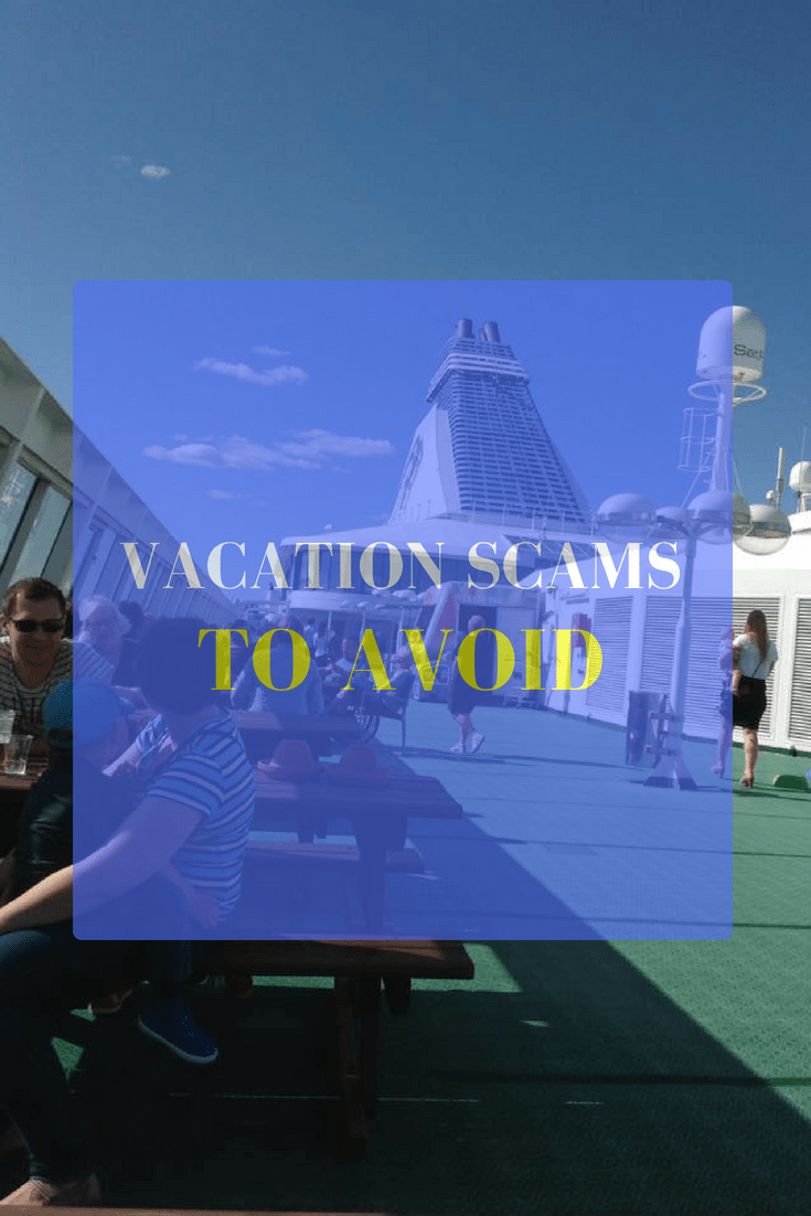 Today, we share 4 of the commonest vacation scams that continue to rip off good folk, out of their money every year. Don't get caught out... Save/Repin if you got value...