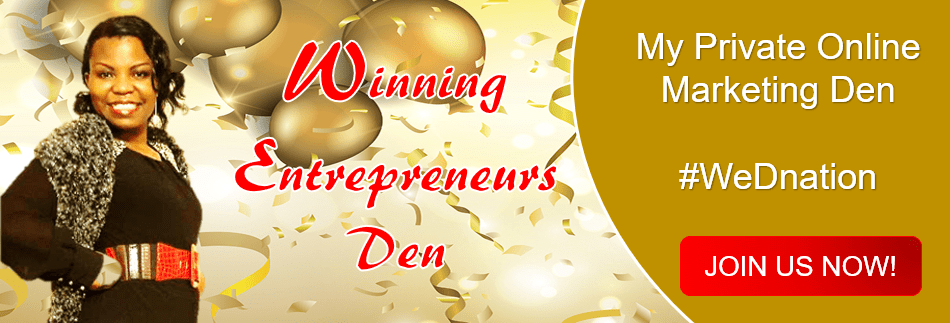Winning Entrepreneurs Den - Your Personal accountability Private Mastermind for Daily results!