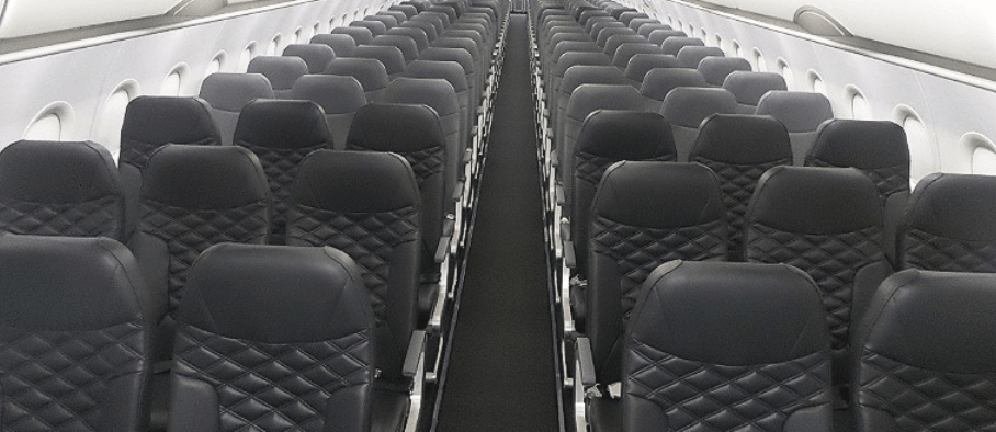How to get an empty middle seat on a flight and Stretch out more! #flight #crewfie