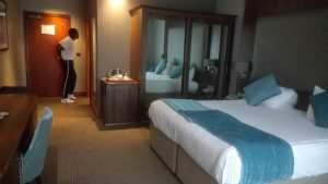 "Formby Hall Golf Resort and Spa review - The ""Executive Room!"