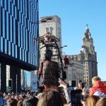Liverpool giants, What a marvelous Spectacle!