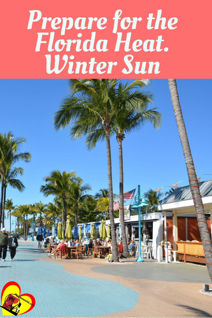 How to Prepare for a Florida Vacation in Winter!