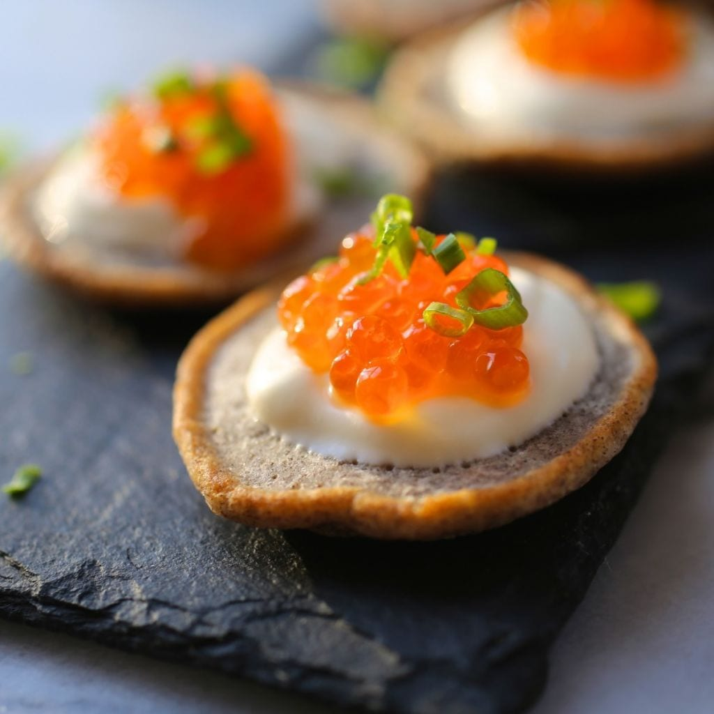 Living in UK - Some foods I didnt grow up eating - Fish roe