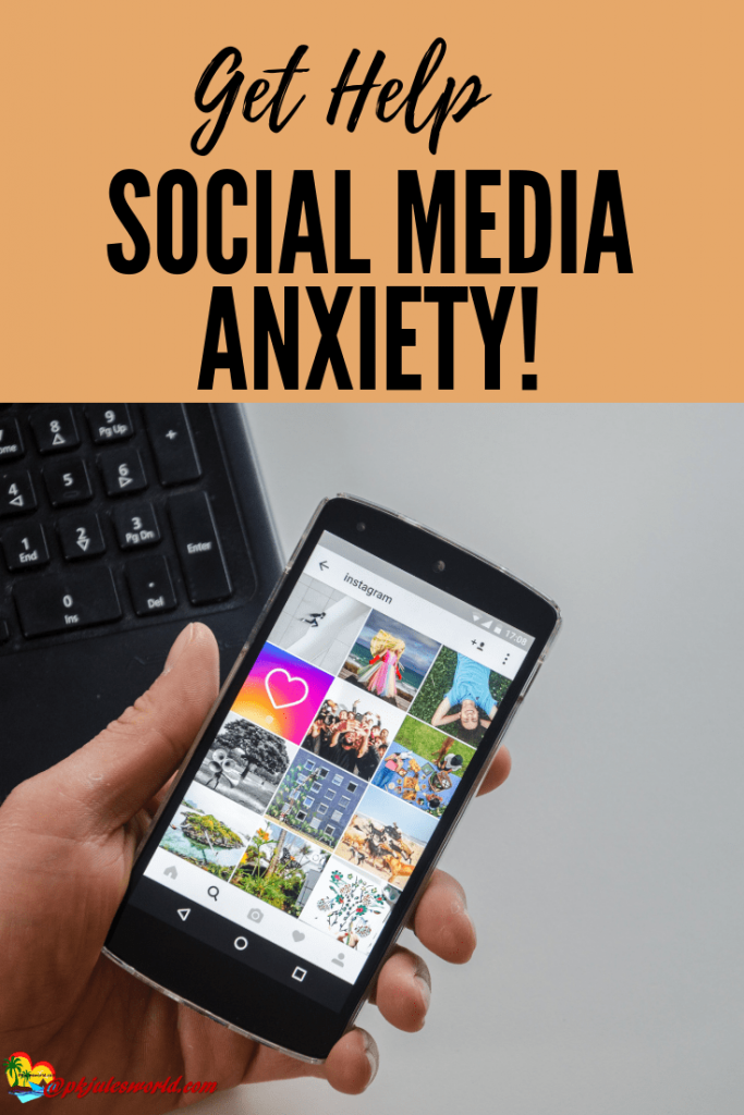 Social Media Anxiety Can Be avoided by Young People