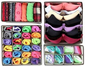 Declutter Your Home- closet organizer