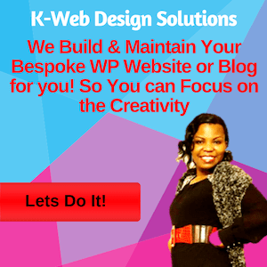 k-Web Solutions for your Bespoke WP Website build and Maintenance