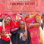 Uganda She Cranes - Netball world Cup 2019
