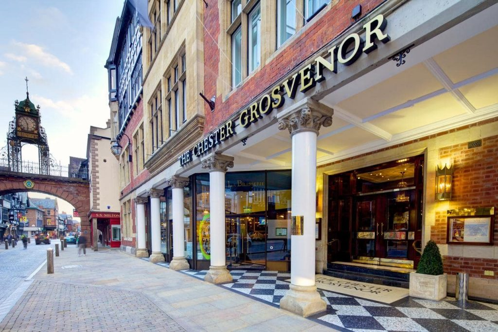 The Chester Grosvenor Hotel - A Customer Review