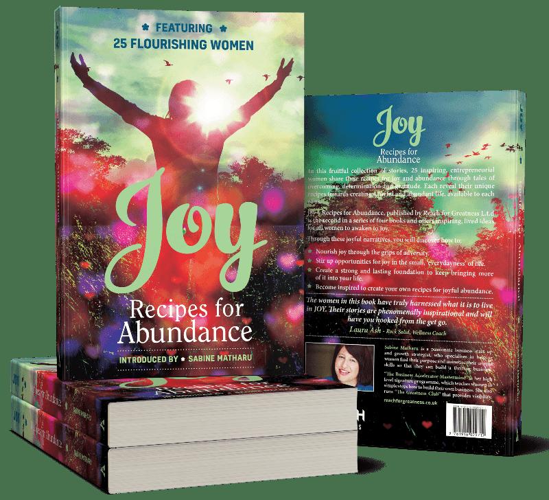 Joy – Recipes for Abundance