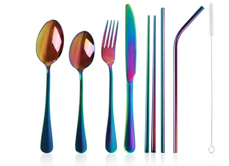 Reusable Cutlery_Ultimate Post-lockdown Packing List